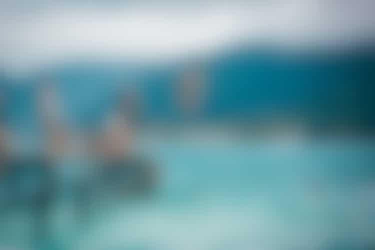 Begeleid u Moos bij het zwemmen?
