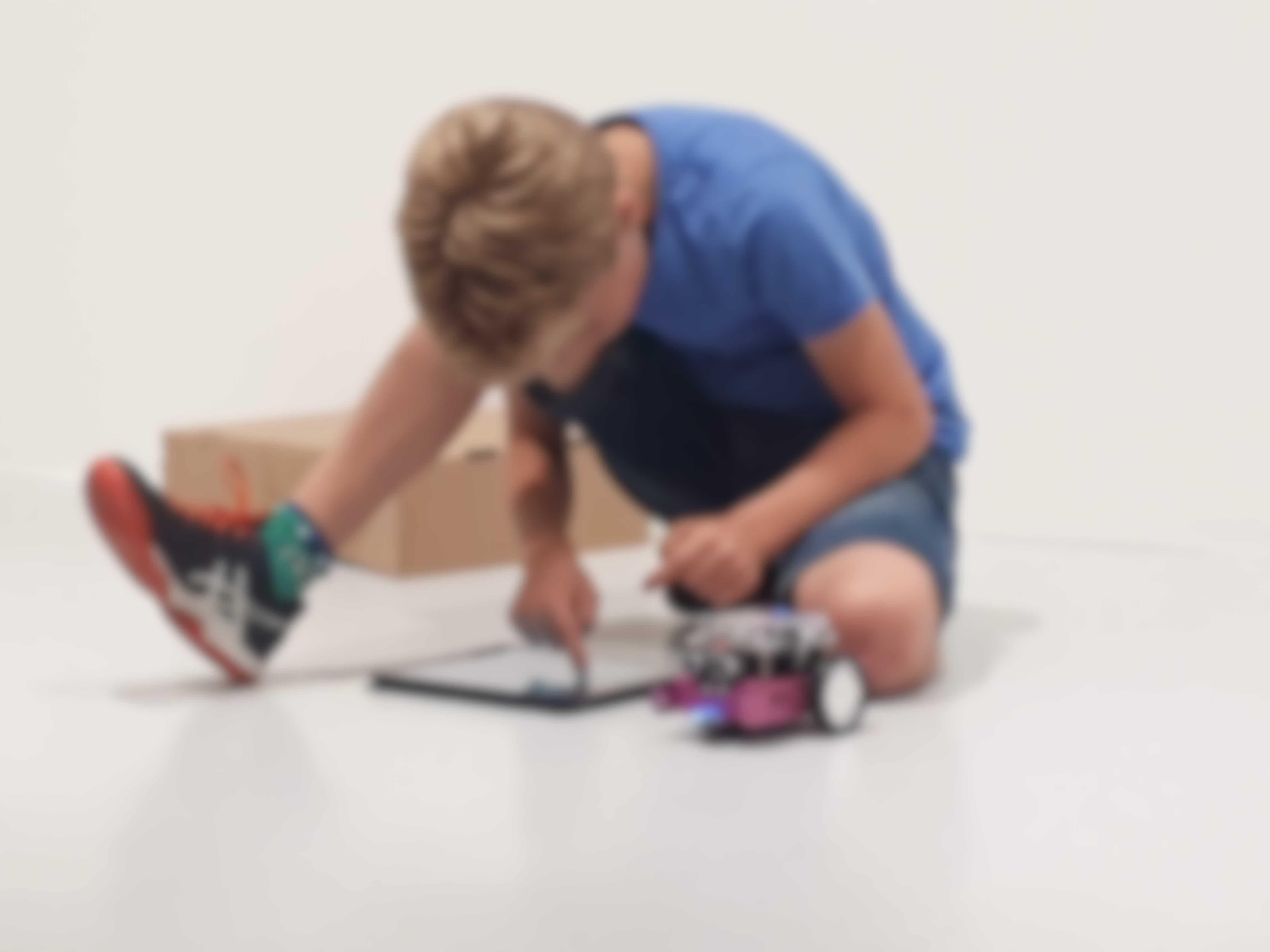 Mentor voor de Coderdojo (kinderen leren programmeren)