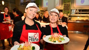 Restodiner One Young World The Hague 2018