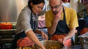 Kitchen/cooking help needed at BuurtBuik West (Amsterdam)