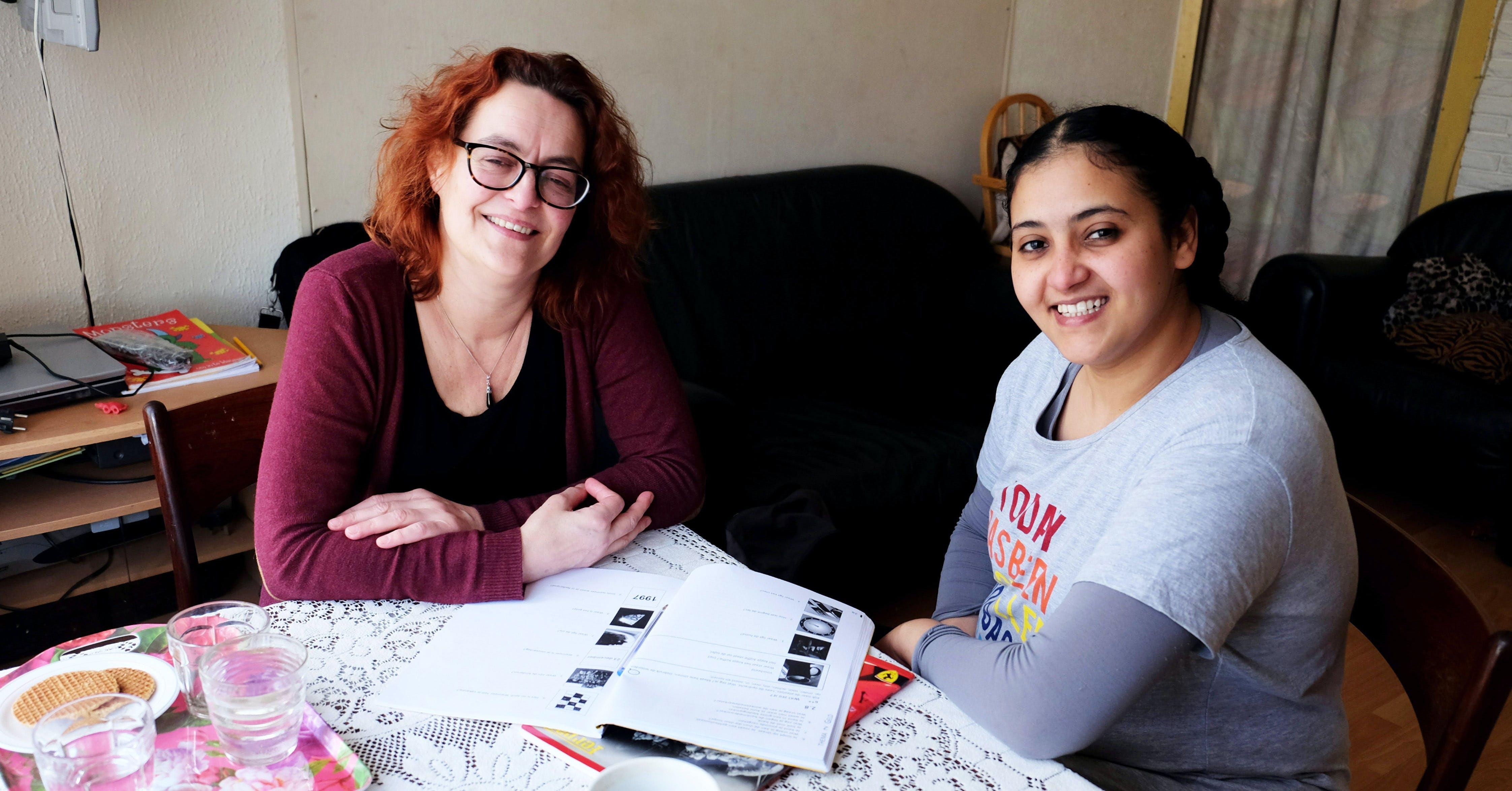Docent Nederlandse taal voor vluchtelingen