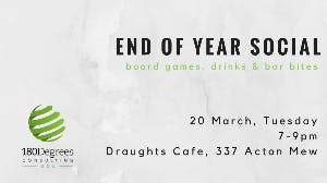 End Of Year Social!!!