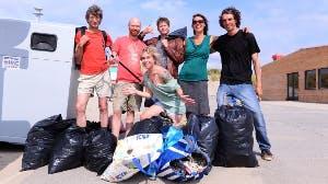 Beach Cleanup Bloemendaal aan Zee