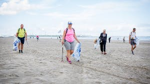 Boskalis Beach Cleanup Tour