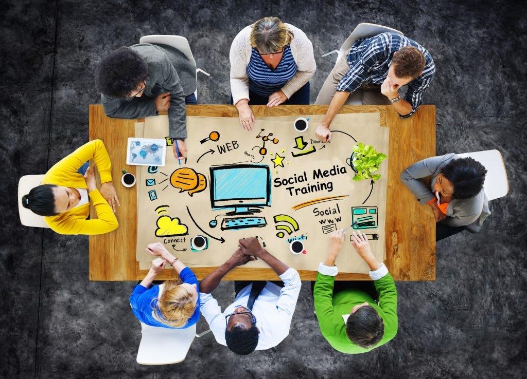 Social Media Training - Eigenwijks & Partners