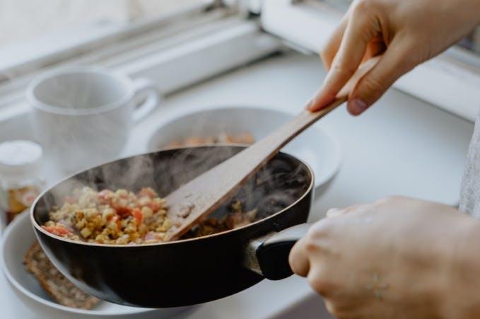 Help mee koken in onze kleinschalige woonvormen voor mensen met dementie!