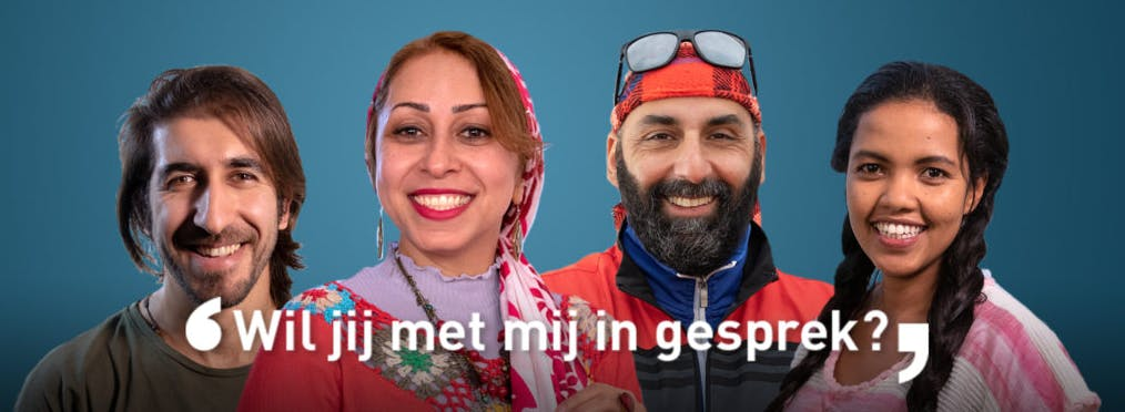 Word taalvrijwilliger bij Taalhuis Soesterkwartier!