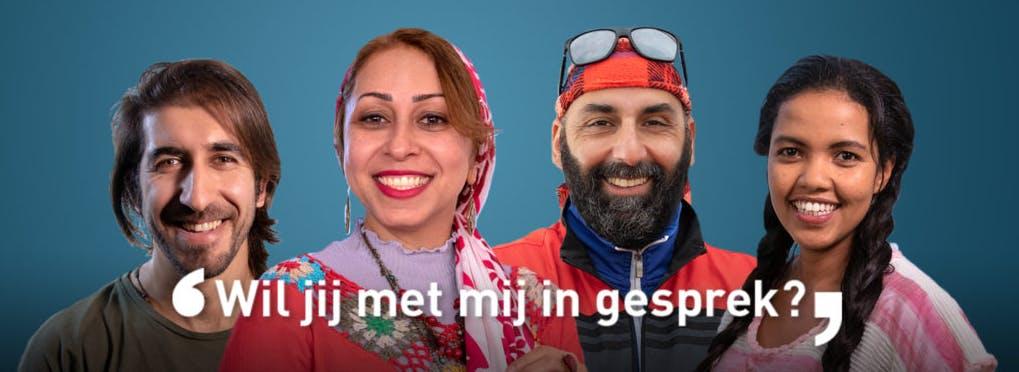 Word taalvrijwilliger bij Gilde Amersfoort!