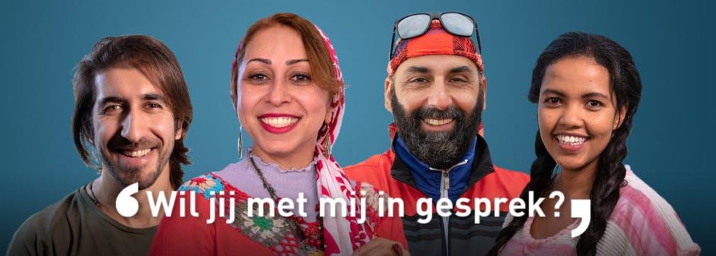 Word taalvrijwilliger bij Gilde de Ronde Venen!