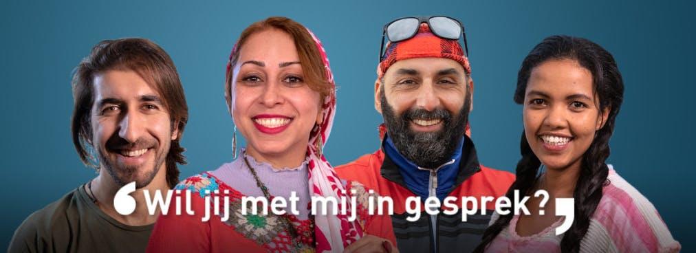 Word taalvrijwilliger bij Stichting Vluchtelingen-Studenten UAF!