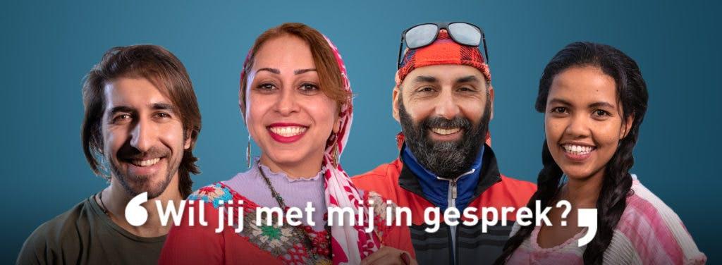 Word taalvrijwilliger bij Samenspraak Amsterdam Oost!