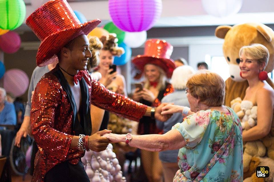 Organiseer muzikale events als social coach bij Music Moves!