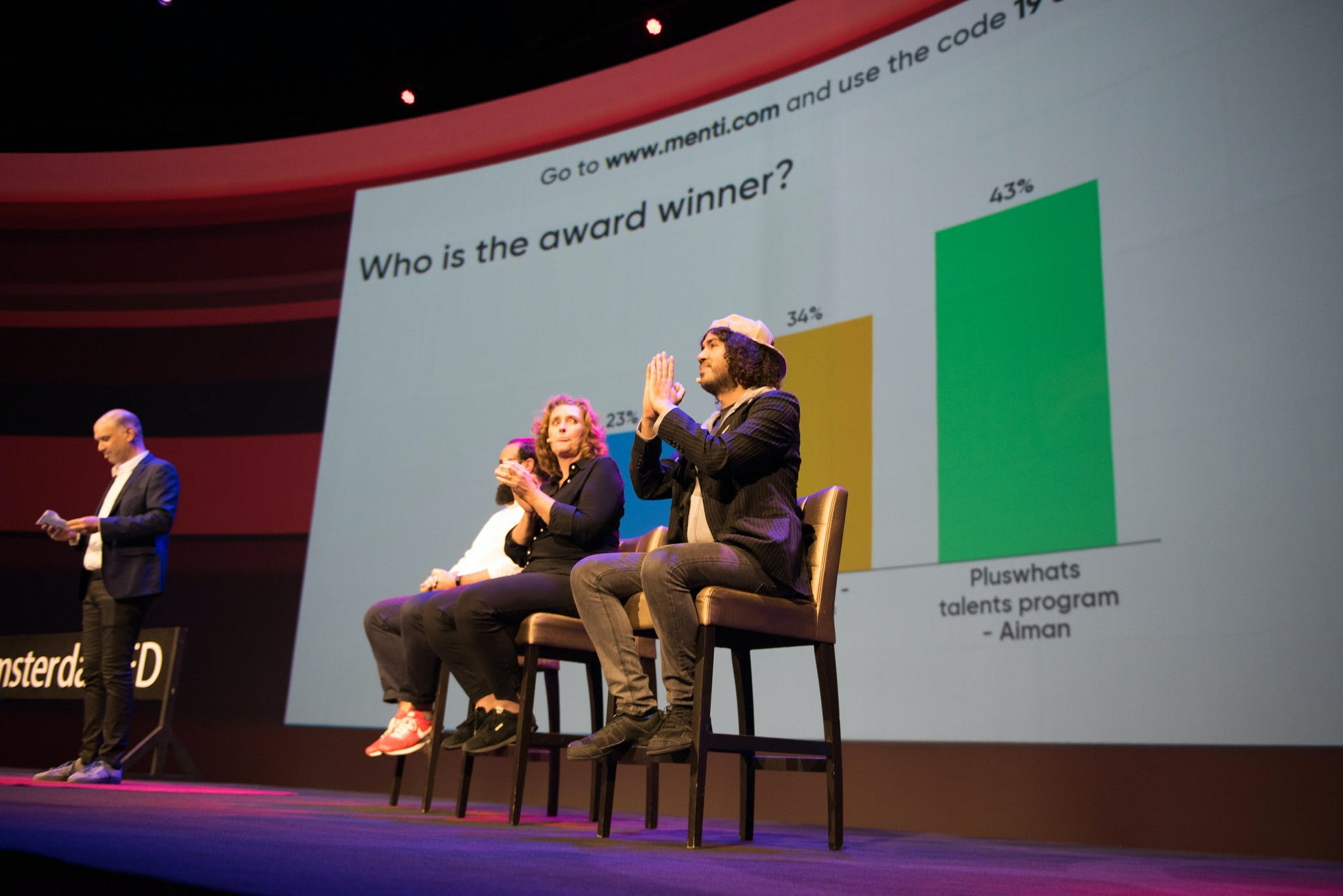 TEDxAmsterdamED Award Organizer