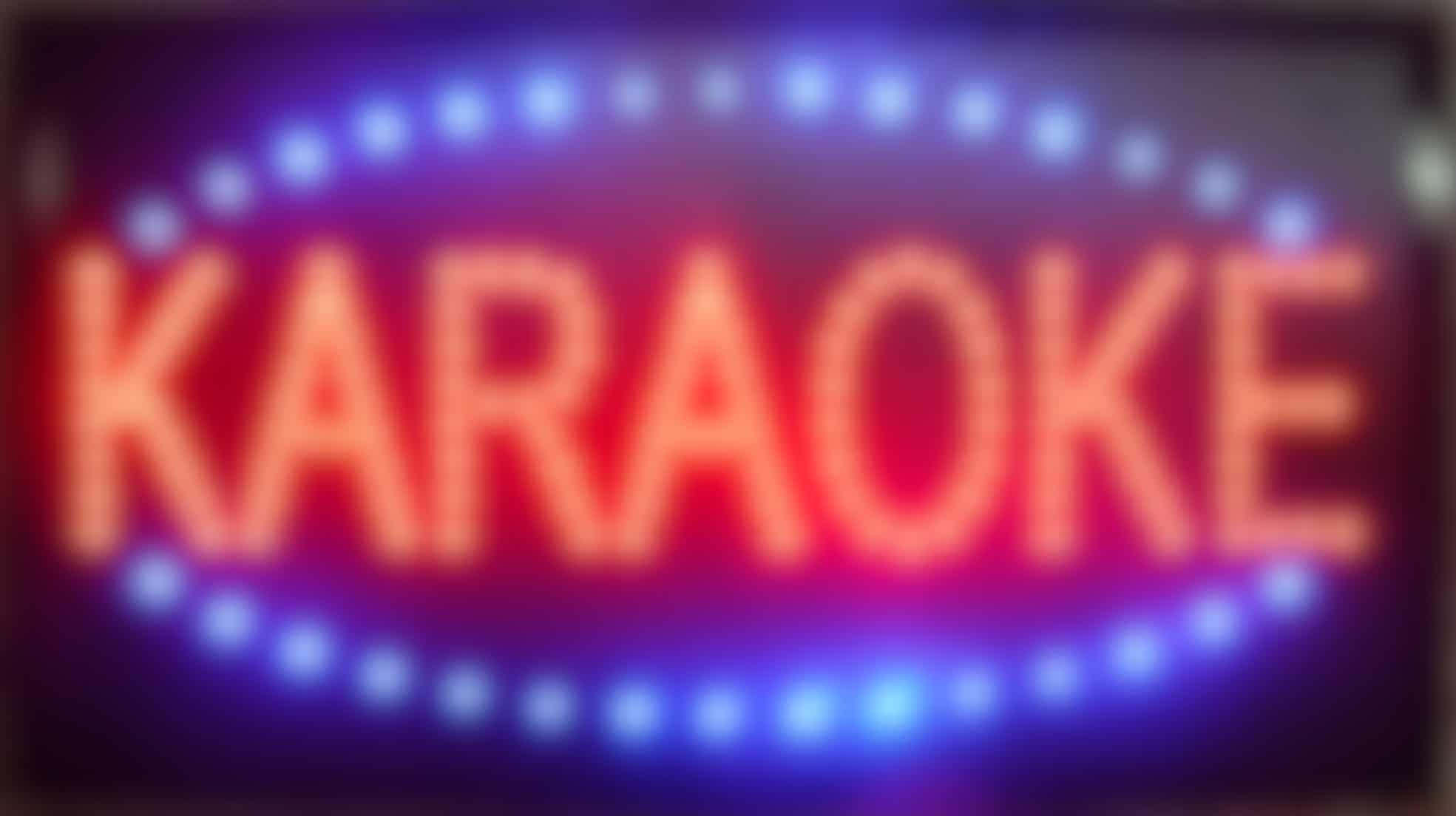 Karaokemiddag