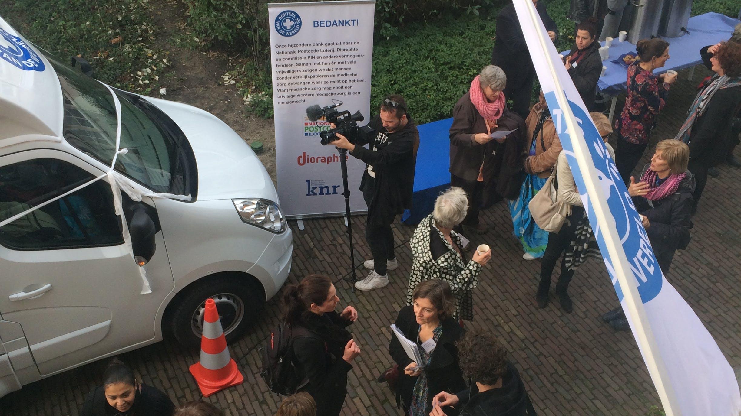 Medische Vrijwilligers Spreekuur Den Haag