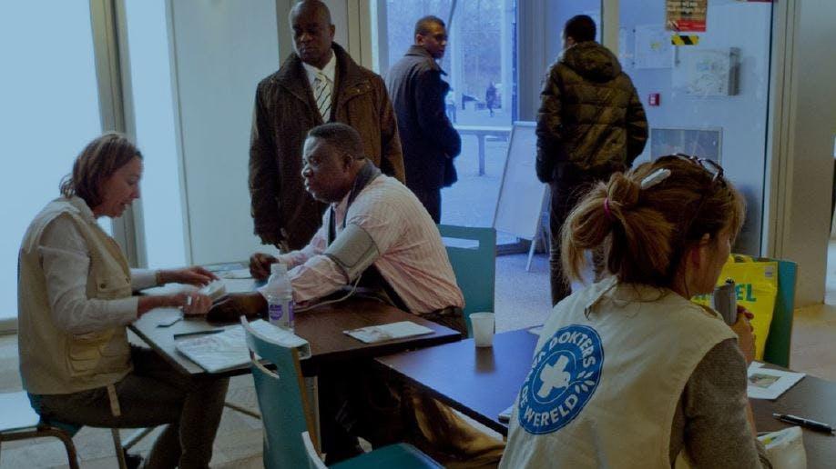 Medische Vrijwilligers Spreekuur Amsterdam