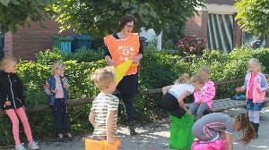 Overblijfmedewerkers Pro Rege school Amsterdam Nieuw - West