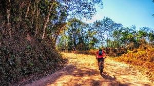 Ga je mee mountainbiken?
