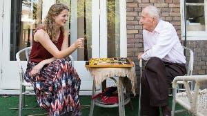 Jong+Oud=Goud van Stichting SeniorenStudent in Rotterdam!
