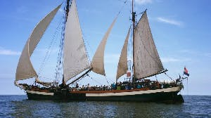 Sailing on IJsselmeer and Wad and being a volunteer? That's possible at SailWise