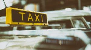 Met de regio taxi opstap