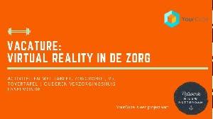 Virtual Reality activiteiten begeleiden
