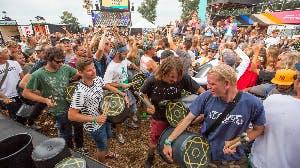 Klussen met je team voor het Kunstbende Festival