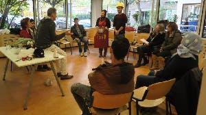 Leer nieuwkomers mee te laten praten in het Nederlands in het Taaltheater!