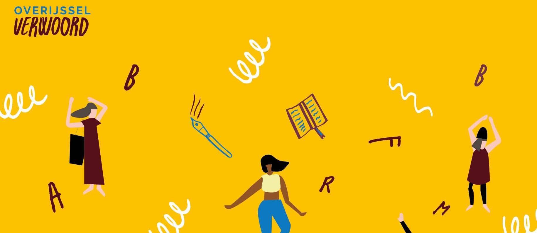 Vrijwilligers gezocht voor Groot Boeken- & Verhalenbal