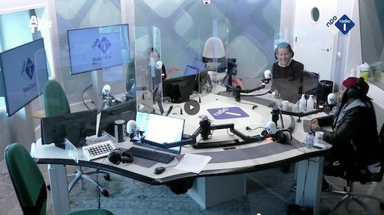 NPO Radio 1 - Music Moves