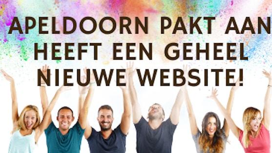 Apeldoorn Pakt Aan heeft een geheel nieuwe website!