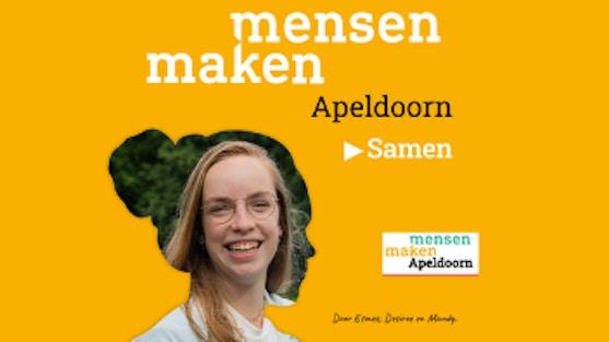 Vrijwilligers in het zonnetje: Esmee van Lohuizen