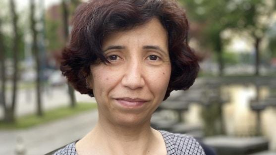Khadija Amrani, sociaal ondernemer, m-pact