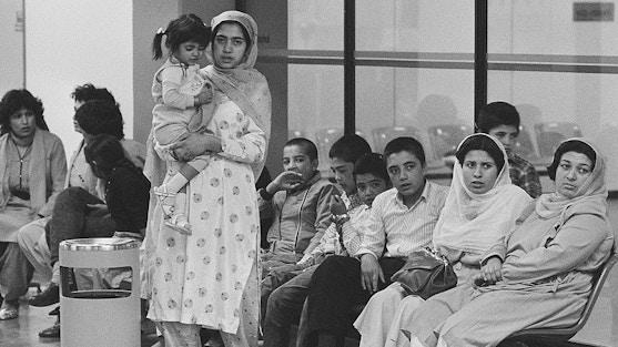 Afghaanse evacuees