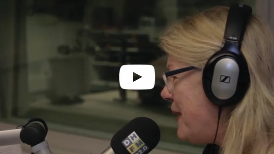 Did you know that there is an English radio program Dutchbuzz of news, views and interviews that tells you what's happening in this buzzing city of ours? Have a look at our studio visit in the video below and check out our interview video by following the URL