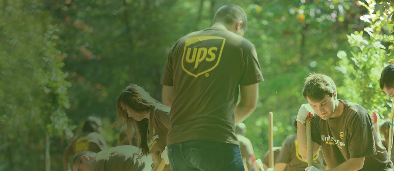UPS Apeldoorn