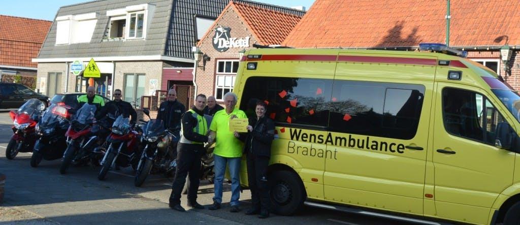 WensAmbulance Brabant zoekt vrijwilligers!