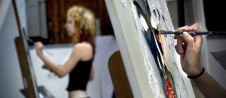 Klassieke Academie voor schilderkunst Groningen