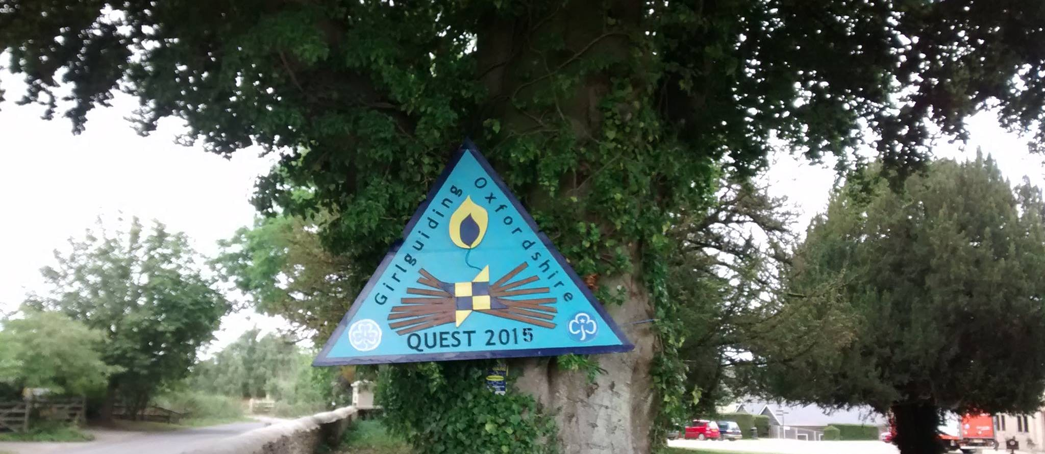 Girlguiding West Oxford District