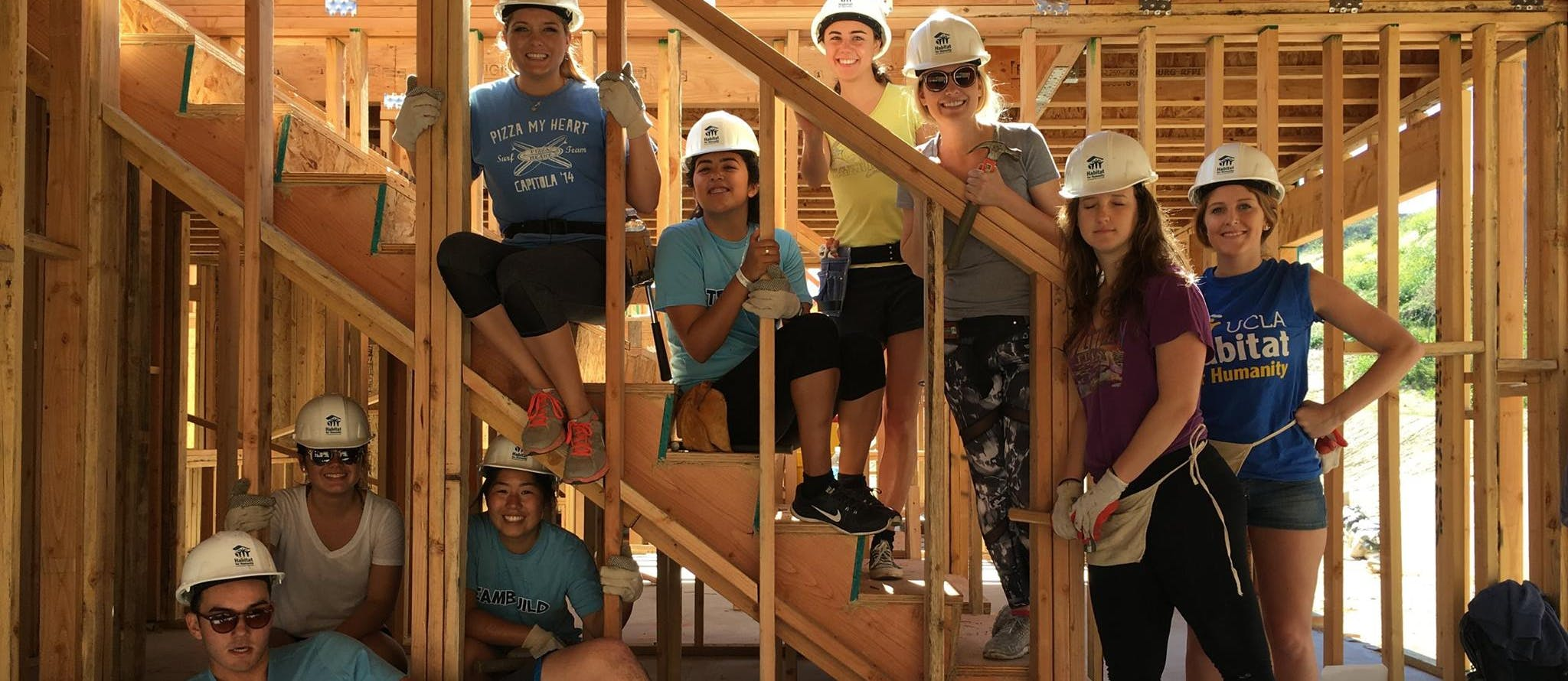 Habitat for Humanity - UCLA Chapter