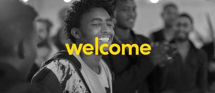 Welcome App