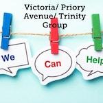 Victoria/Trinity/Priory Avenue coronavirus community help Taunton