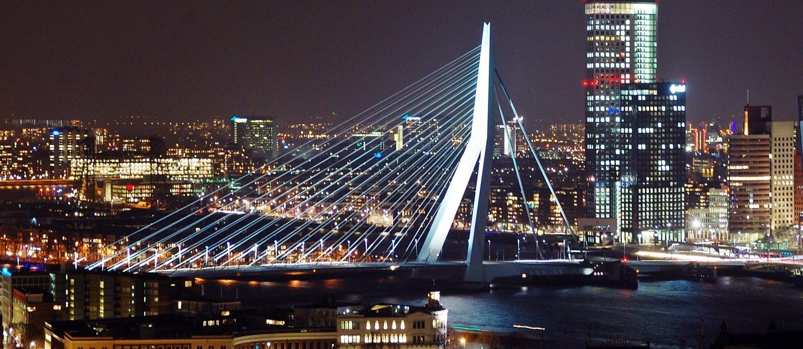 YourCube Rotterdam (Netwerk Nieuw Rotterdam)