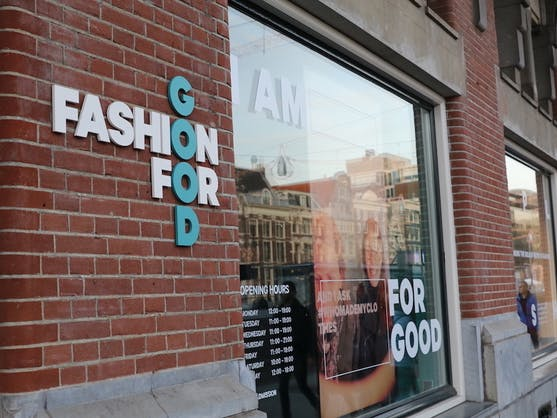 fashion for good amsterdam building