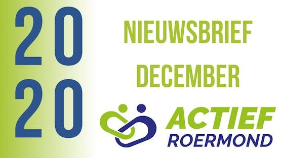 Nieuwsbrief december Actief Roermond