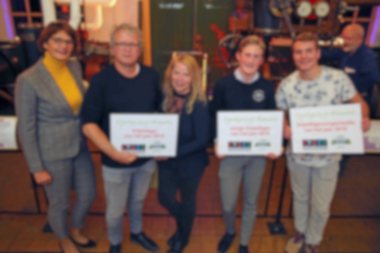 Vrijwilligersprijs Medemblik