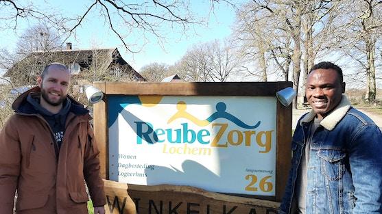 vrijwilliger bij ReubeZorg Lochem