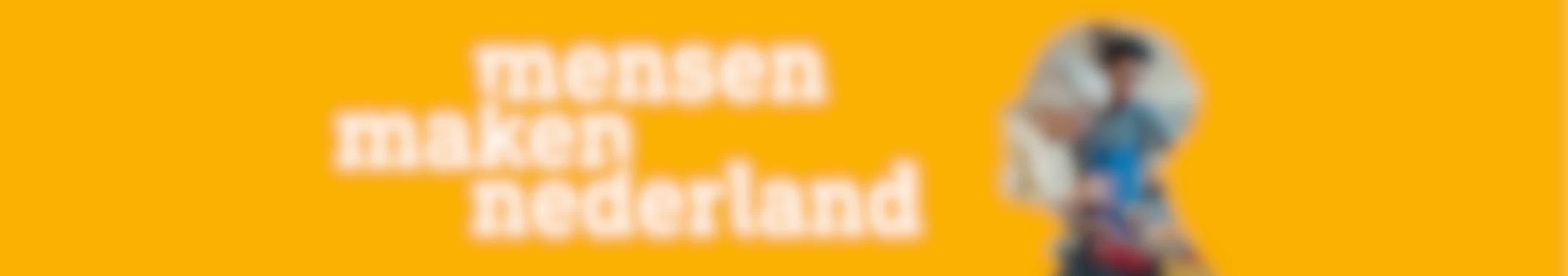 Banner Mensen maken Nederland