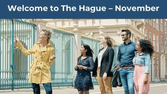 Upcoming CONNECT Events at The Hague International Centre