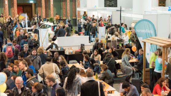 IamExpat Fair - The Hague, 2017